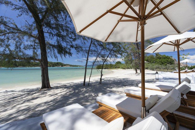 Cape Fahn Hotel - Beach
