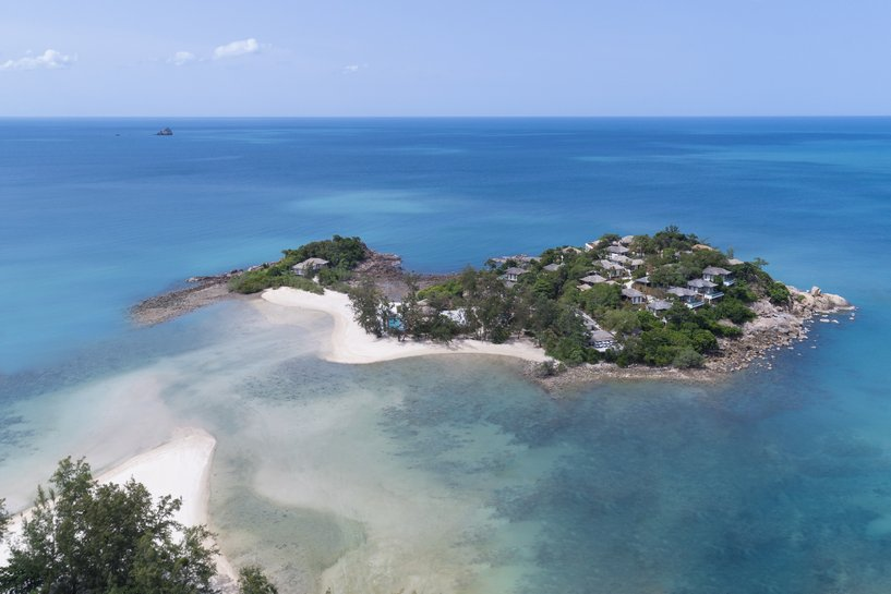 Cape Fahn Hotel - Fahn Island01