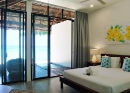 Barrier Beach Resort - Santo - Vanuatu Resorts - Pool Deck Fare