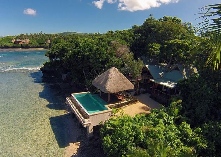 Savasi Island Resort, Fiji - Coral Villa