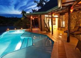 Savasi Island Resort, Fiji - Room With A View