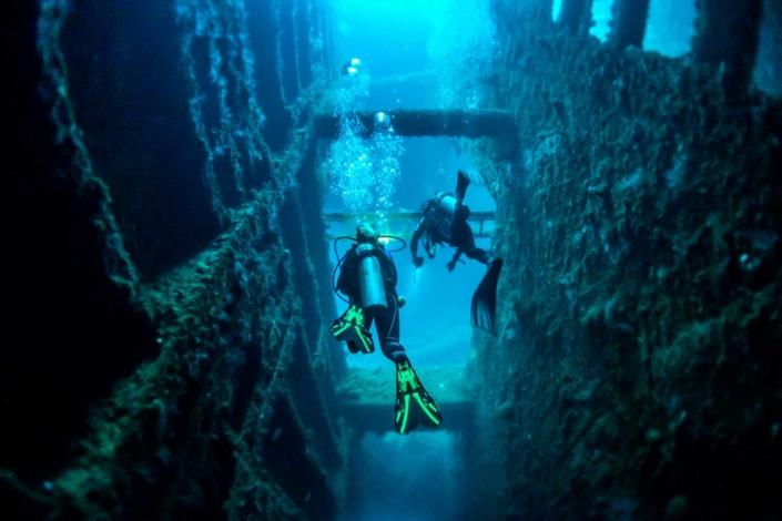 Santo - Wreck Diving