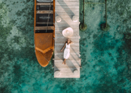 Havannah Boathouse Private Villa, Vanuatu - Resort Pier
