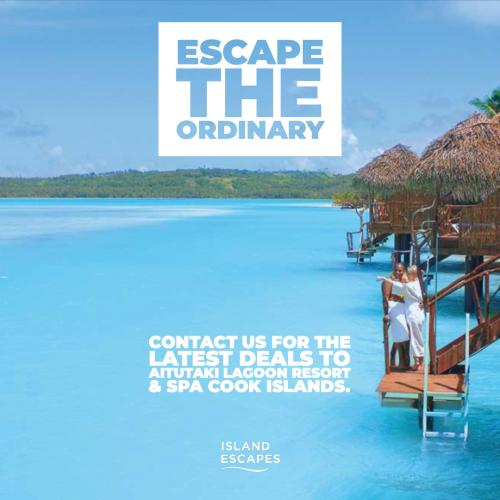 Aitutaki Cooks Escape the Ordinary