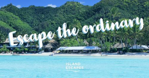 Pacific Resort Rarotonga Cooks Landscape
