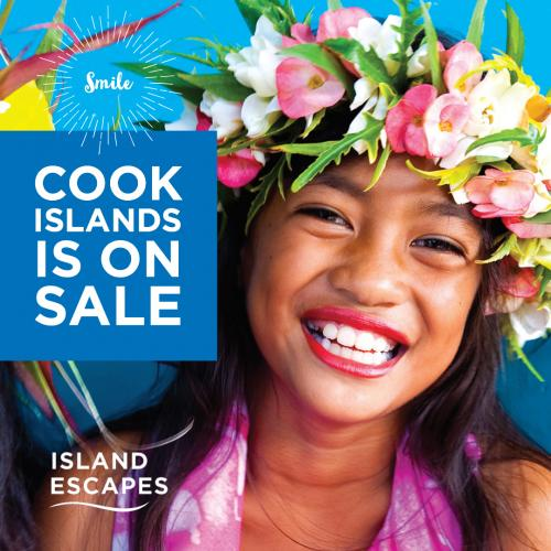 Cook Islands On Sale